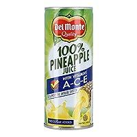 Del Monte Unsweetened Pineapple Juice - 240 ml