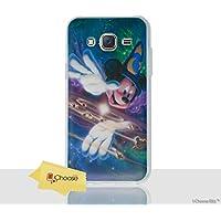 iCHOOSE Cita de Disney Funda/Cubierta del Teléfono para Samsung Galaxy J5 2015 / Silicona Suave de Gel/TPU / iCHOOSE / Solar