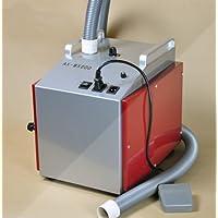 Zgood 1pièce dentaire Lab équipement Axe-mx800Aspirateur Extracteur de poussière avec interrupteur à pied