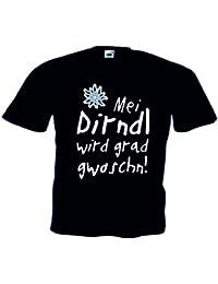 T-Shirt Oktoberfest Wiesn München Junggesellenabschied für Frauen Männer und Kinder in allen Größen XS bis 4XL oder Kinder 104 bis 164 Motiv Nr.24