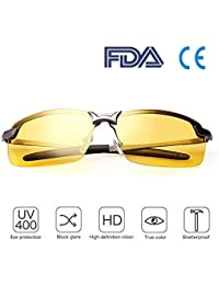588aa9cb5f Amazon.co.uk  Yellow - Sunglasses  Clothing