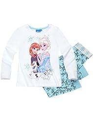 Disney La Reine des neiges Fille Pyjama 2016 Collection - bleu clair