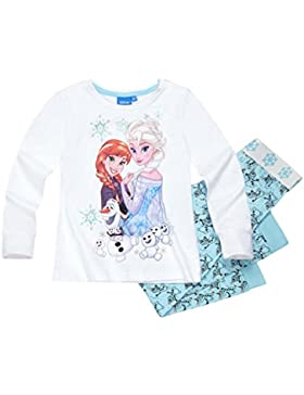 Disney El reino del hielo Chicas Pijama 2016 Collection - Celeste