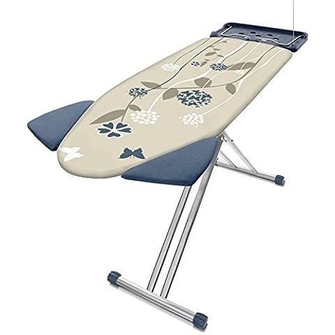 Philips GC240/05 - Tabla de planchar Easy8, ideal para centros de planchado, con 8 soluciones inteligentes incluido sistema único para el fácil planchado de los hombros, 44.5 cm