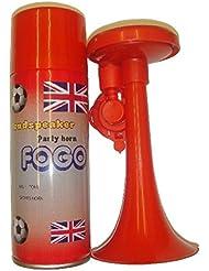 Air Horn Hand Held Pump Powered Football Audience Festival Loud Fog Horn by OSG