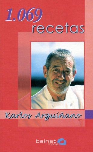 Descargar Libro 1069 Recetas de Cocina de Karlos Arguiñano
