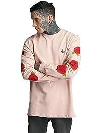 Criminal Damage Homme Hauts / T-Shirt manches longues Rosa