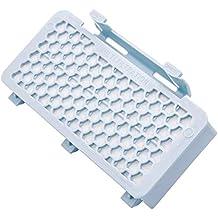 vhbw filtro de aspirador para aspirador robot aspirador multiusos como LG ADQ74213202 filtro de escape HEPA