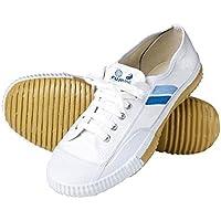 Fuji Mae - Zapatilla para Wu Shu, color blanco blanco blanco Talla:42