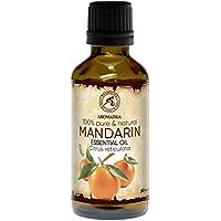 Mandarine Ätherisches Öl 50 ml - Reine & Natürliche - Citrus Reticulate - Italien - Mandarinenöl für Guten Schlaf... preisvergleich bei billige-tabletten.eu