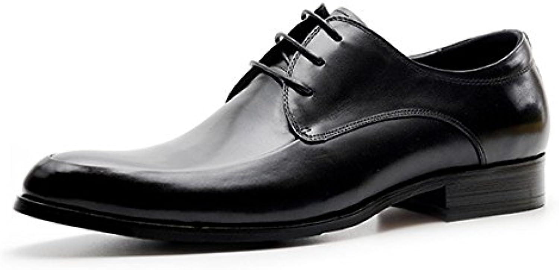 Men's Business England Ha Sottolineato Le Scarpe di Moda | Imballaggio elegante e robusto  | Uomini/Donna Scarpa