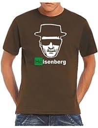 Touchlines Herren - Heisenberg Walther T-Shirts