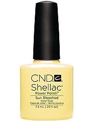 CND Shellac Sun Bleached, 1er Pack (1 x 7 ml)
