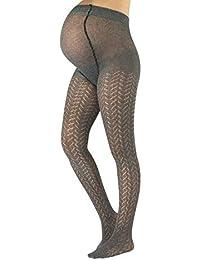 Amazon.fr   Gris - Collants et bas   Vêtements grossesse et ... e5210946de8