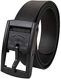 c44855bbc38 Ayliss Adjustable Cut-to-fit Rubber Plastic Belt Interchageable Inlay  Buckles