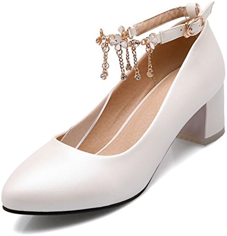 balamasa mesdames bas boucle à talons bas mesdames solides chaussures b01e0p378w microfibres parent 2e0994