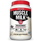 CytoSport Muscle Milk 1120 g Cookies and Cream Whey Protein Shake Powder