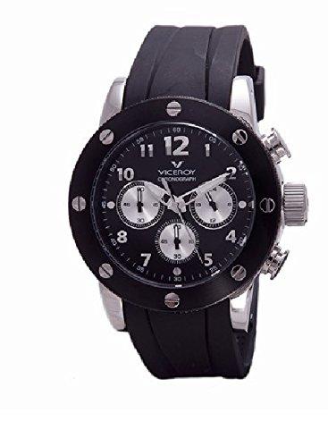 Montre Viceroy Magnum 47655-55 Mixte Noir