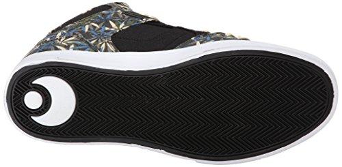 OsirisNyc83 Vlc - Sport, scarpe stringate lifestyle uomo Black