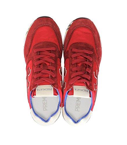 PREMIATA, Chaussures basses pour Homme Rouge
