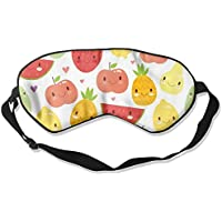 Cute Fruit Pattern Sleep Eyes Masks - Comfortable Sleeping Mask Eye Cover For Travelling Night Noon Nap Mediation... preisvergleich bei billige-tabletten.eu