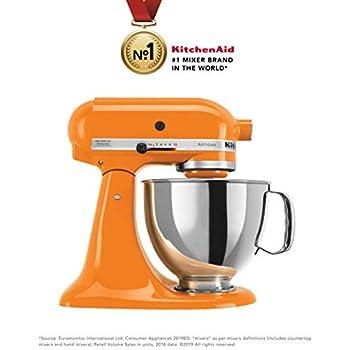 Buy Kitchenaid Artisan Series 5ksm150psdtg 300 Watt Tilt