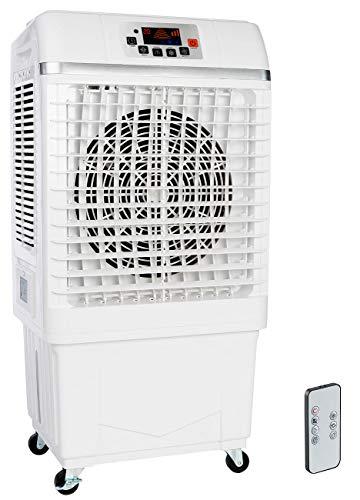 Sichler Haushaltsgeräte Raum-Luftbefeuchter: 2in1-Luftkühler & Luftbefeuchter mit Ionisator, 26 Liter, 100 W, 25 m² (Raumluftkühler)