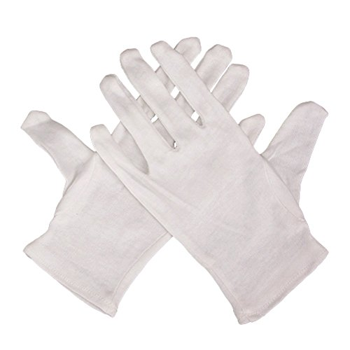 12-bianco-coppia-guanti-cotone-molle-riutilizzabile-e-assorbono-lacqua-sudore-olio-easy-on-e-off-buo