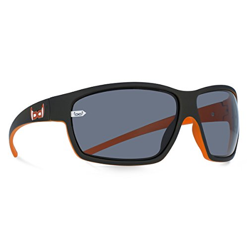 gloryfy unbreakable eyewear Sonnenbrille G15 devil orange, schwarz