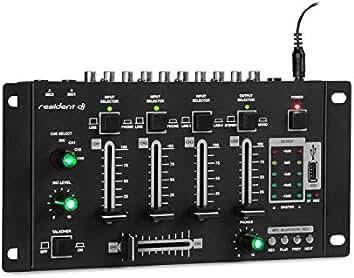 Amazon.es: Mesas de mezclas: Instrumentos musicales