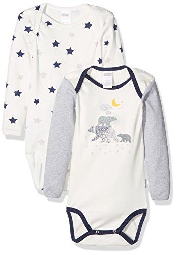Absorba, Body Shaping para Bebés, Rose (Nacre), 18-24 Meses (Talla del Fabricante: 18M) (Pack de 2)