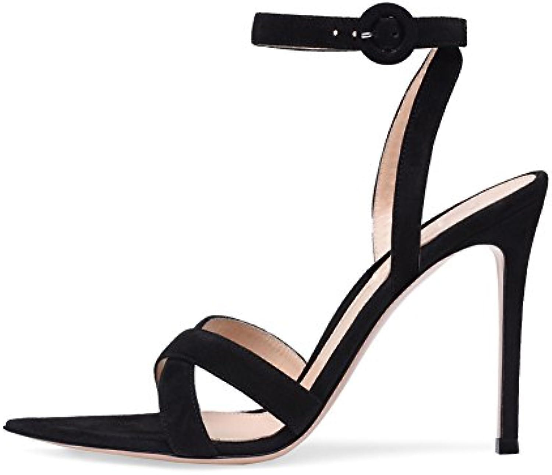 Syringa Shoes - Sandalia Dark Wolfy -