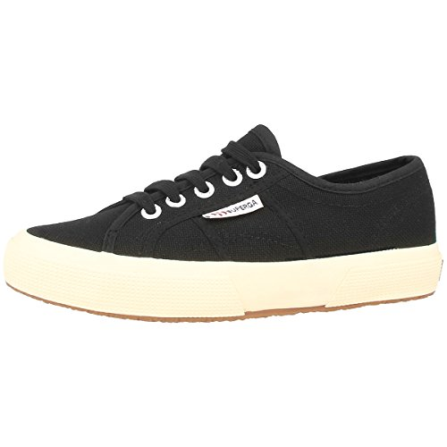 Superga 2750 Cotu Classic, Baskets mixte adulte schwarz