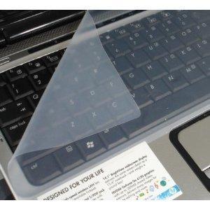 Universal-Tastaturschutz für Notebooks mit 15 Zoll (38,1 cm) / 15,6 Zoll (39,6 cm) / 16 Zoll (40,6 cm) / 16,4 Zoll (41,6 cm) / 17 Zoll (43,2 cm) / 17,1 Zoll (43,4 cm) / 17,3 Zoll (43,9 cm), aus Silikon