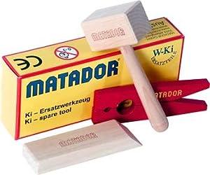 Herramienta Matador Ki W-: martillo, miembro de taladro, material de impresión