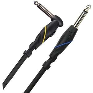 Monster Cable - Cables jack jack Standard 100 Instrument - Jack Coudé/Jack Droit 6.4m - S100I21A