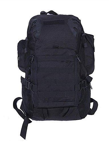 HWB/ 10 L Rucksack Multifunktions Schwarz Nylon Black