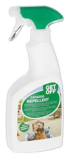 Get Off Spray Répulsif pour Chien/Chat 500 ml