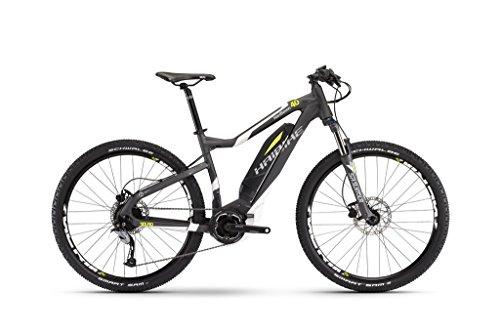 HAIBIKE Sduro HardSeven 4.0 27,5'- Bicicletas eléctricas - gris Tamaño del cuadro 45 cm 2017