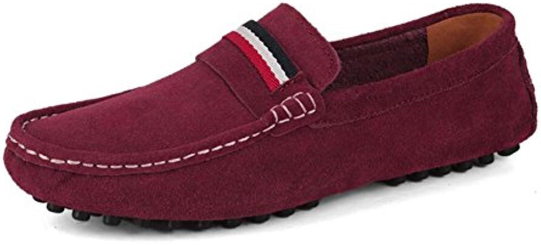 Zapatos de Hombre Gamuza Primavera/Otoño Comfort Mocasines y Slip-Ons Hombre Diario/Viaje/Zapatos para Caminar...