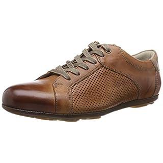 LLOYD Herren BABILA Sneaker, Braun (Cognac/Sand 3), 43 EU