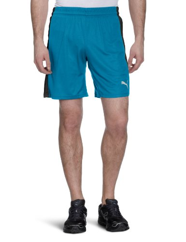 Puma Herren Hose Powercat 5.12 Shorts with Inner Slip, Vivid Blue/Black, XL, 701266 26