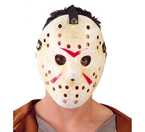 Kinder Serienkiller Kostüm - Guirca Fiestas GUI2641 - Horrormaske