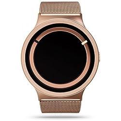 ZIIIRO Watch - Eclipse Metallic - Rose Gold