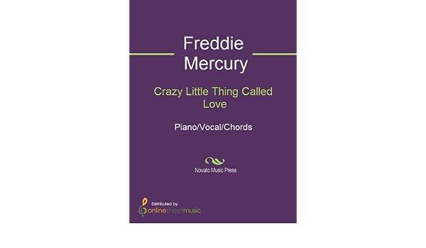 Crazy Little Thing Called Love eBook: Dwight David Yoakam, Freddie ...
