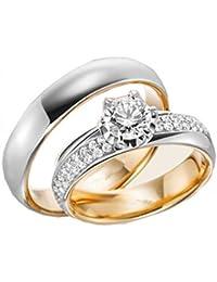 Suchergebnis Auf Amazon De Fur Titan Ringe Damen Schmuck