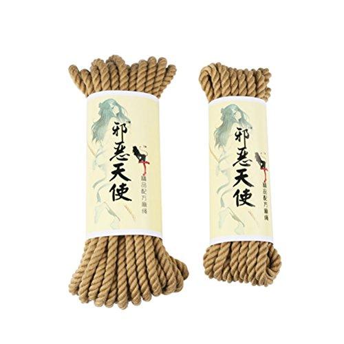 Cuerdas de yute Supvox para juegos bongade por sólo 9,52€