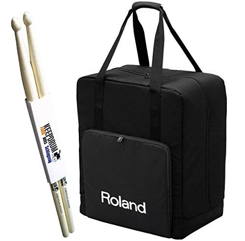 Roland CB-TDP Tasche für TD-4KP V-Drum-Set + Keepdrum Drumsticks 1 Paar