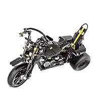 Brixtoys Bay® technic heavy motorcycle / 853pcs construction set #XB-X3020