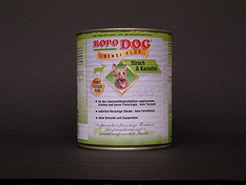RopoDog 30dosi da 800Gr Adult sensi Plus Hirsch di patate